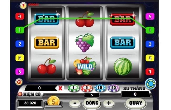 Xèng hoa quả - Slot game nổ hũ hot nhất!