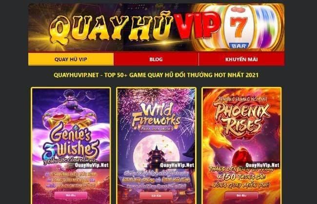 Quayhuvip.net - kho game nổ hũ, xèng đồ sộ