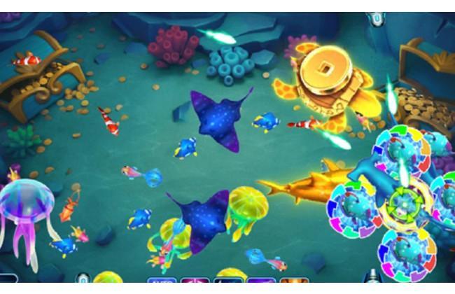 Bắn cá Go win – trò chơi đổi thưởng hấp dẫn được ưa chuộng