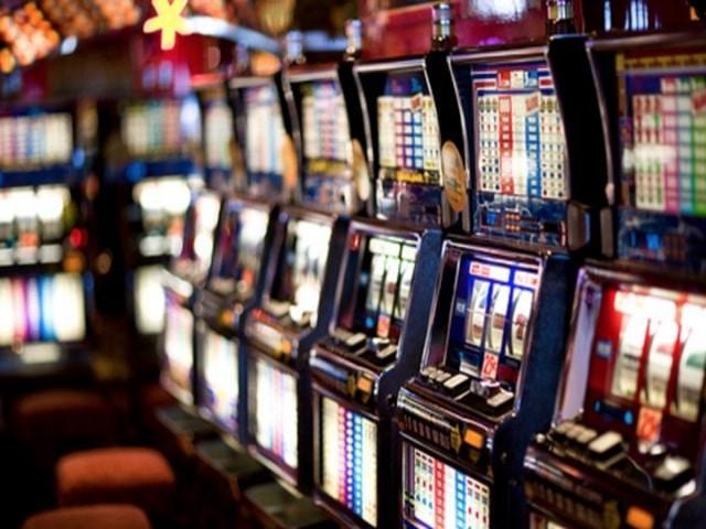 Các máy xèng game hiện đại trong các song bài casino