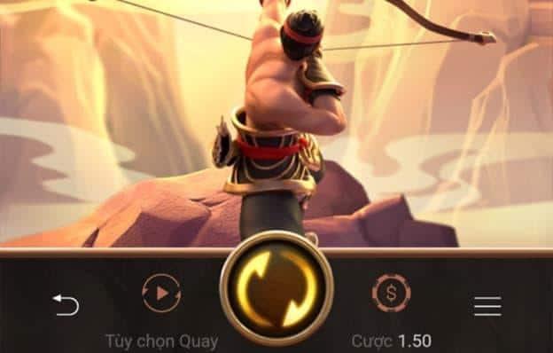 các nút cơ bản Legend Of Hou Yi