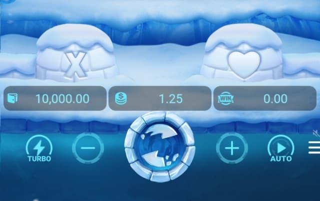 các nút cơ bản The Great Icescape