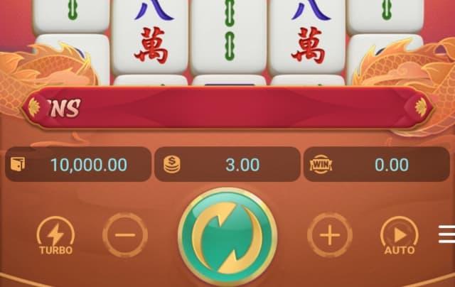 Các nút trong game Mahjong Ways 2