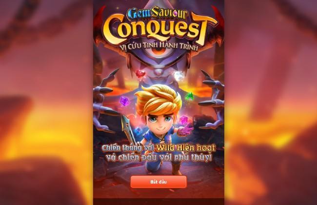 chơi ngay Gem Saviour Conquest