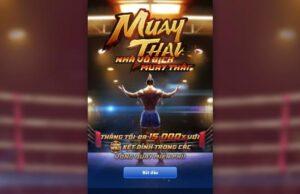 Chơi ngay game Muay Thai Champion