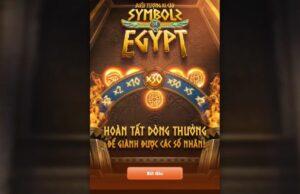 Chơi ngay Symbols of Egypt