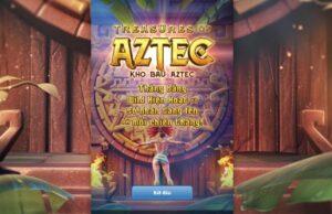 Chơi ngay slot game Treasures of Aztec