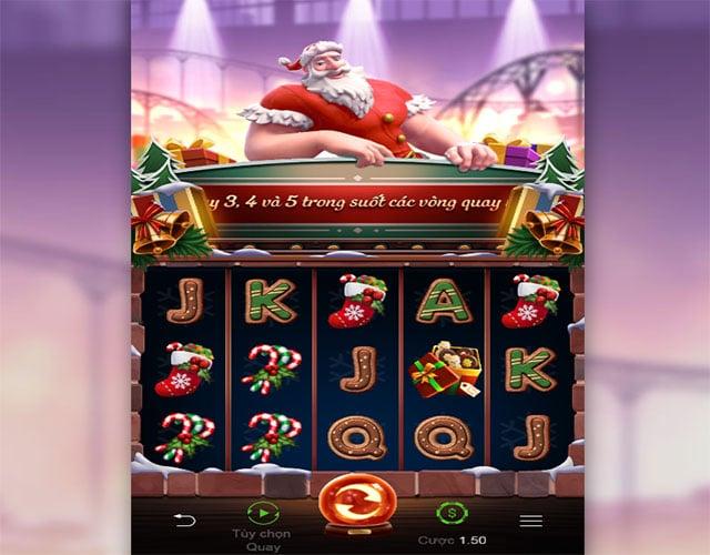 chơi thử Santa's Gift Rush