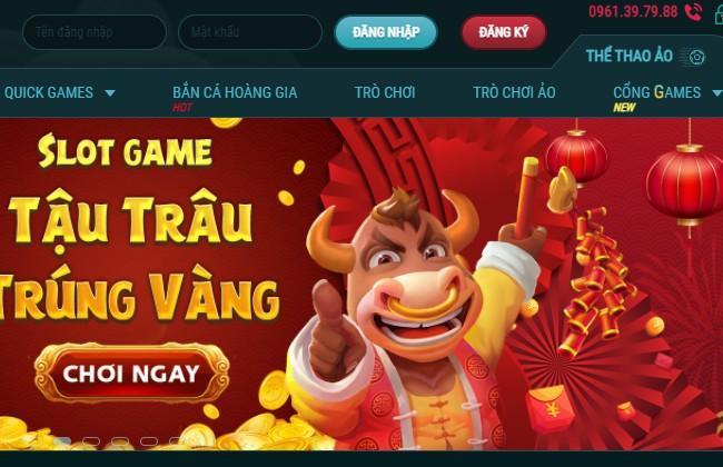 Đăng nhập cổng game lucky88