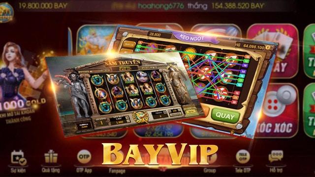 Cồng game Fanvip vip giờ đã được chuyển thành Bayvip