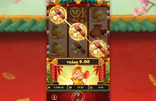 Fortune Mouse – Chú Chuột May Mắn - Game nổ hũ giật xèng gay cấn