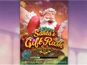 game nổ hũ Santa's Gift Rush