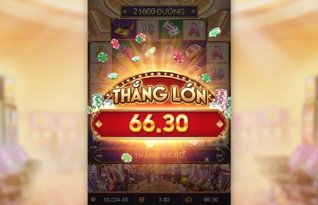 Game nổ hủ đổi thưởng Dreams of Macau