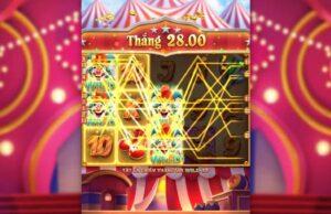 game quay hũ Circus Delight