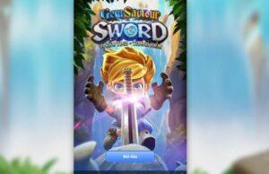 game quay hũ Gem Saviour Sword