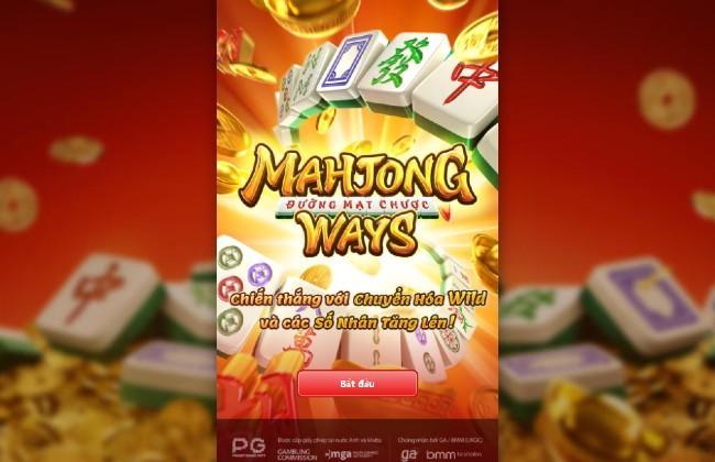 game quay hủ Mahjong Ways