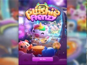 game quay hũ đổi thưởng Plushie Frenzy