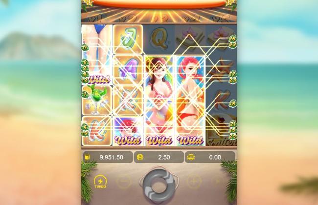 game slot Bikini Paradise