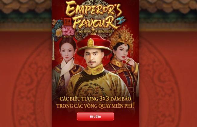 game slot đổi thưởng Emperor's Favour