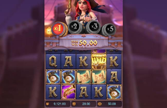 Game slot đổi thưởng Queen of Bounty