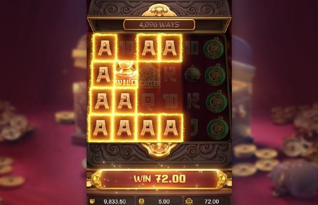 Game slot đổi thưởng Jewels of Prosperity