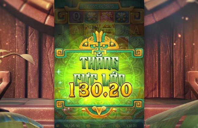 Game slot đổi thưởng Treasures of Aztec
