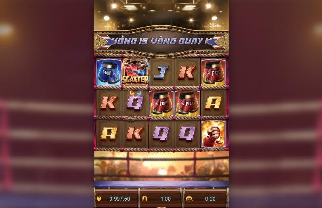 Giới thiệu game Muay Thai Champion
