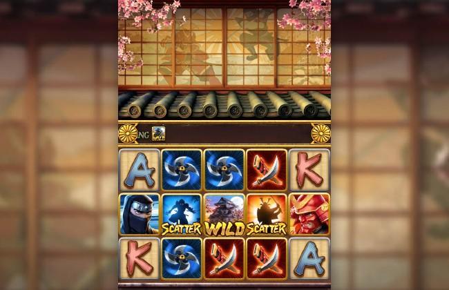 giới thiệu Ninja vs Samurai