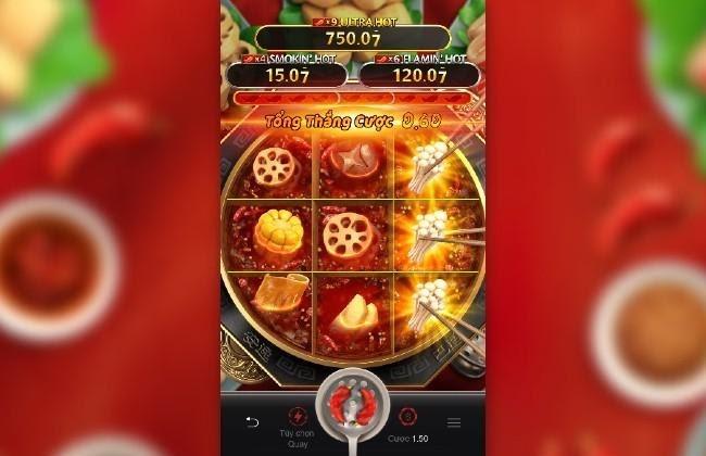 Hotpot – Nồi Lẩu Thơm Ngon - Game nổ hũ đổi thưởng hấp dẫn