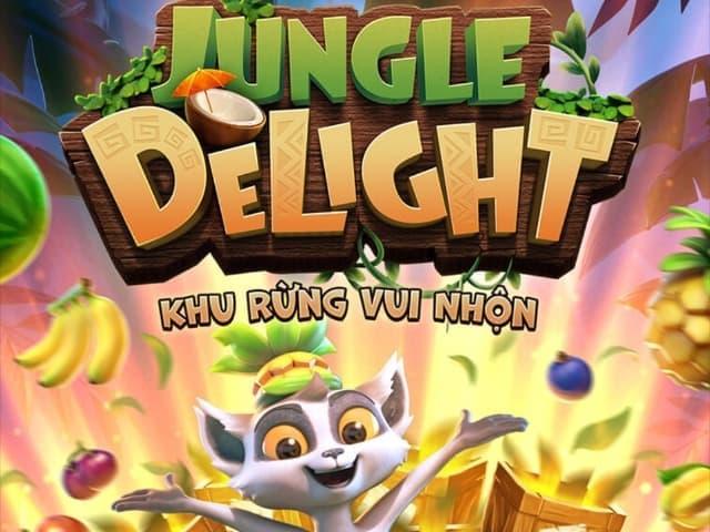 Game nổ hũ vui nhộn Jungle Delight