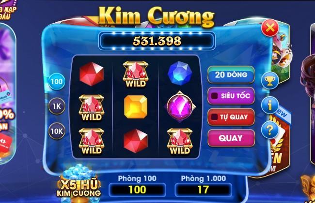 Kim cương – Trò chơi nổ hũ không thể bỏ qua tại g9club