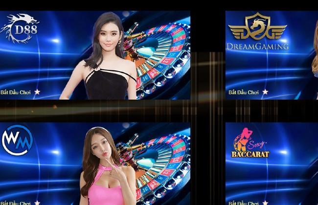 Live Casino – trò chơi được đông đảo người chơi lựa chọn