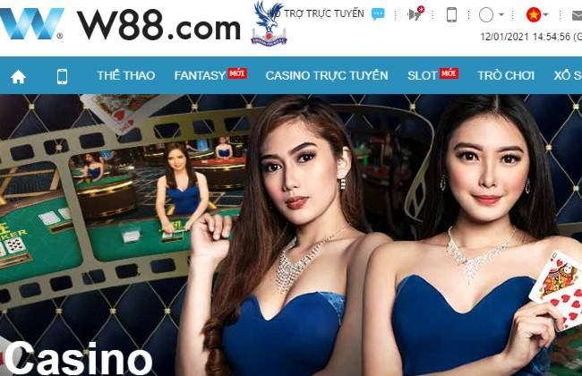 W88 nhà cái cá cược quốc tế uy tín bậc nhất