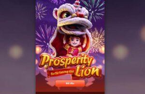 game nổ hũ Prosperity Lion