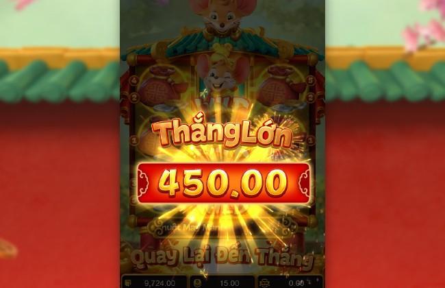 Quay hũ đổi thưởng Fortune Mouse