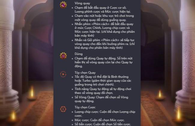 Nút chức năng Ganesha Gold