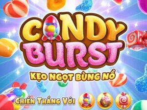 Slot game Candy Burst hấp dẫn