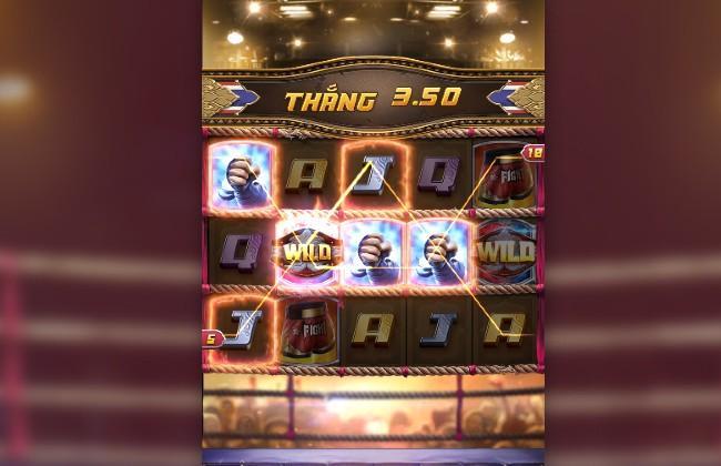 Slot game đổi thưởng Muay Thai Champion
