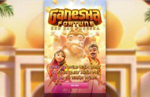 Slot game quay hủ Ganesha Fortune