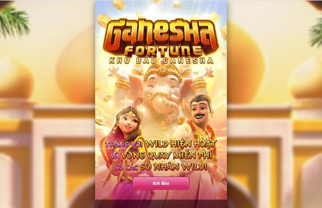 Game Sot Ganesha Fortune