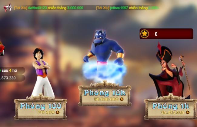 """Slot Thần đèn – trò chơi khiến nhiều người """"u mê"""""""