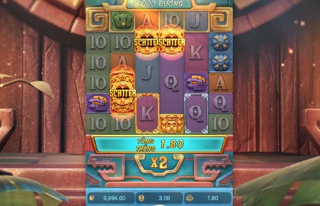 Sơ lược trò chơi Treasures of Aztec