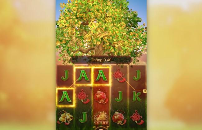 tính điểm Tree of Fortune