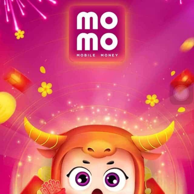 Đăng nhập tài khoản ví điện tử Momo