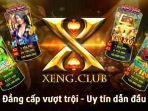 Giới thiệu tổng quan về cổng game Xeng club