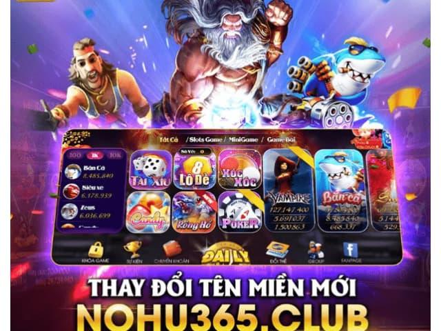 Hu86 club thay đổi tên miền mới
