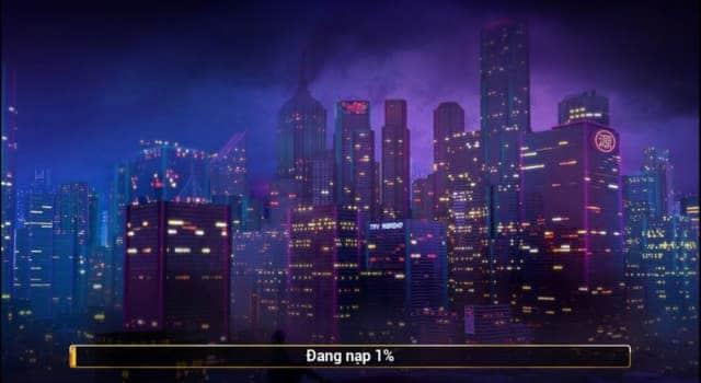 Khởi động ứng dụng game Xu vàng 777