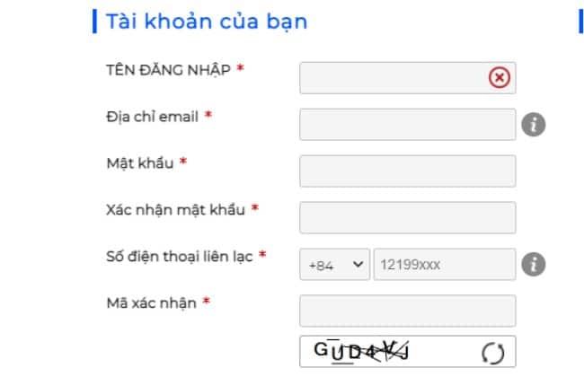 Cách đăng ký tài khoản nhanh chóng tại QQ188