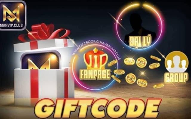 Nhiều Giftcode hàng tuần dành cho khách hàng