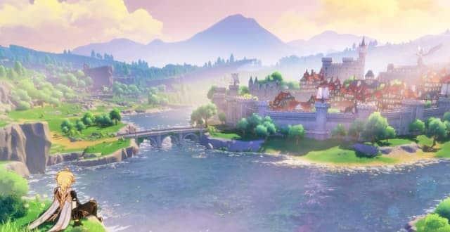 Hướng dẫn link tải game genshin impact